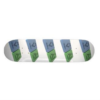 name-Val-V-Al-Vanadium-Aluminium Skateboard Deck