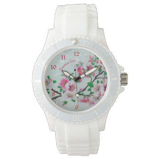 Name Your Apple Blossom Watch