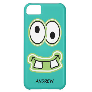 Name Your Monster Iphone Silly Face Cover For iPhone 5C
