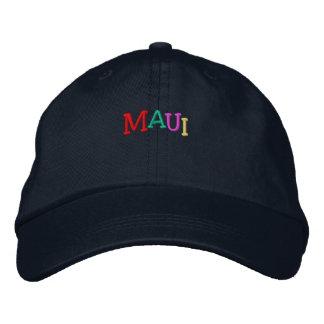 Namedrop Nation_Maui multi-colored Baseball Cap