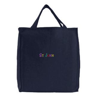 Namedrop Nation_St John multi-colored Bag