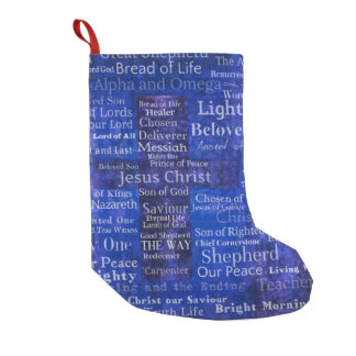 Names and titles of Jesus BLUE CROSS ART