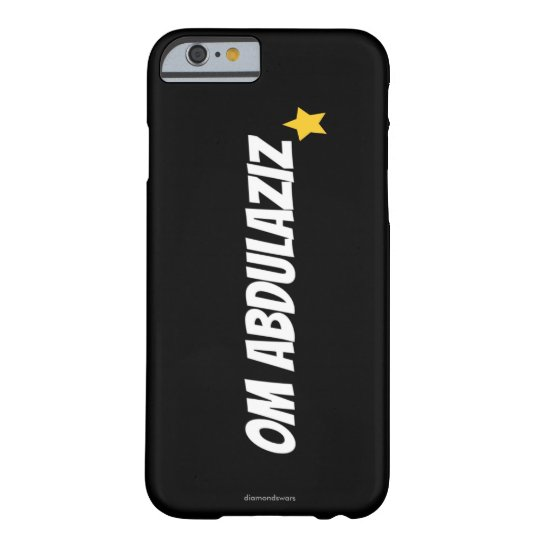 names black barely there iPhone 6 case