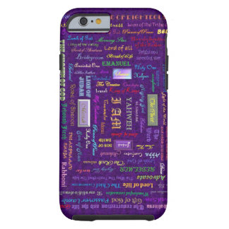 Names of God iPhone 6 case Tough iPhone 6 Case