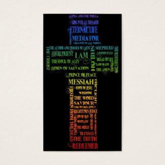 Names of Jesus/ Eph 2: 1-10 Gospel tract
