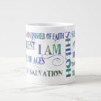 Names of Jesus Jumbo Mug