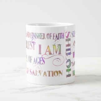 Names of Jesus Large Coffee Mug