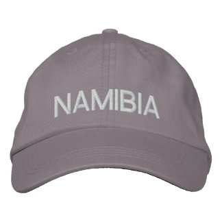 Namibia Adjustable Hat Namibia einstellbare Hut Embroidered Hat