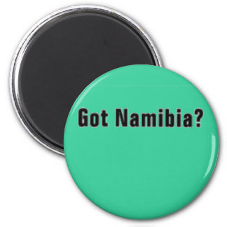 Namibia 'Africa'  T-Shirt and etc 6 Cm Round Magnet