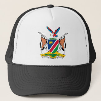 Namibia Coat Of Arms Trucker Hat