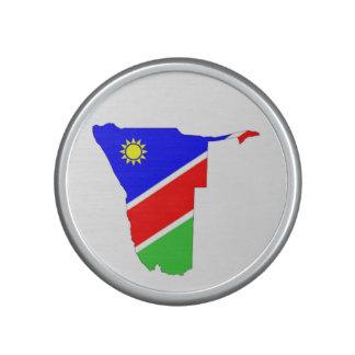 namibia country flag map shape symbol speaker