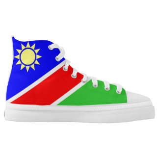 Namibia country flag symbol nation high tops