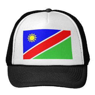 Namibia flag trucker hat