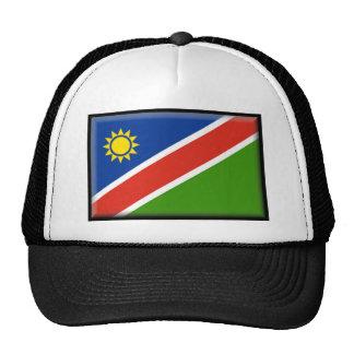 Namibia Flag Mesh Hat