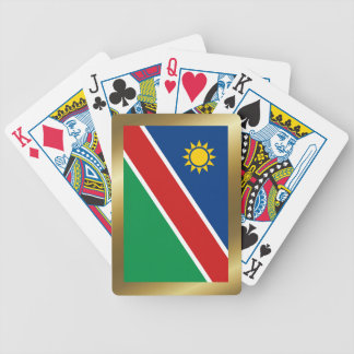 Namibia Flag Playing Cards