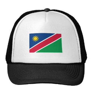 Namibia Flag Products Cap