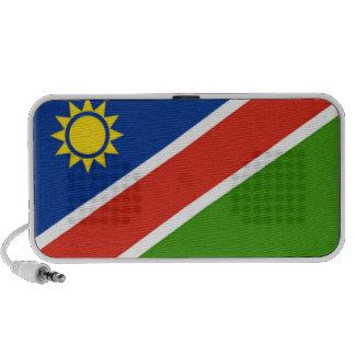 Namibia Flag iPod Speaker