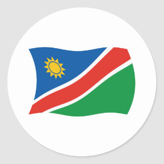 Namibia Flag Sticker