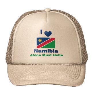 Namibia Mesh Hats