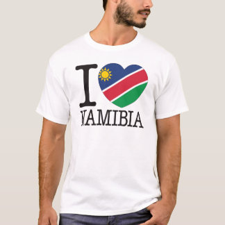 Namibia Love v2 T-Shirt