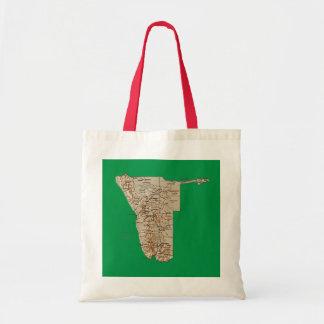 Namibia Map Bag