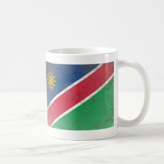 Namibia Basic White Mug