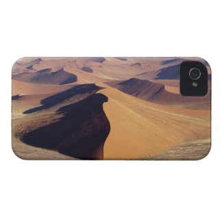 Namibia, Namib-Naukluft Park. Aerial view of iPhone 4 Cover