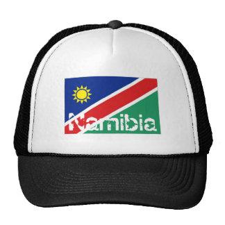 Namibia Namibian flag souvenir hat