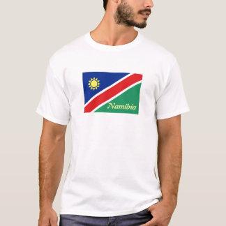 Namibia namibian flag souvenir tshirt