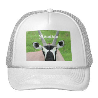 Namibia Oryx Trucker Hats
