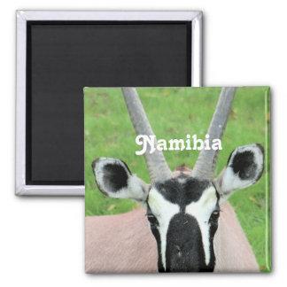 Namibia Oryx Magnet
