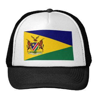 Namibia President Flag Mesh Hat