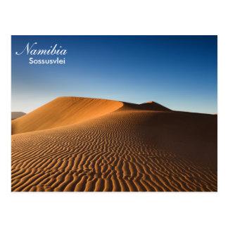 Namibia - Sossusvlei Desert postcard