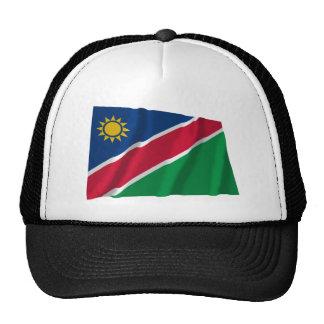 Namibia Waving Flag Trucker Hat