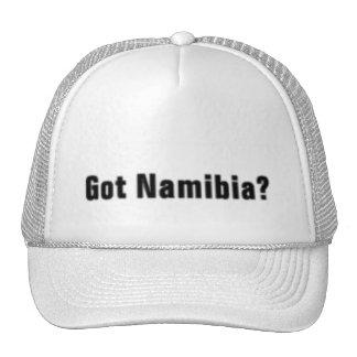 Namibia White Hat