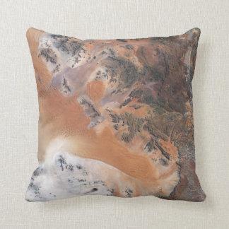 Namibian Earth Tones Pillow