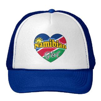 Namibian Girl Trucker Hat