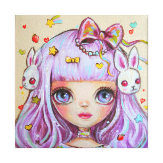 Namika Canvas Print
