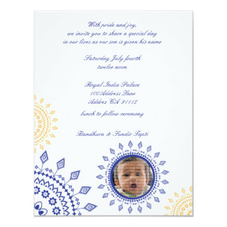 Namkaran Baby Naming Invitations
