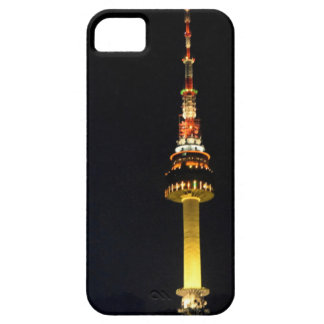 Namsan Seoul Tower Barely There iPhone 5 Case