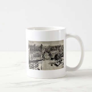 Namur's Gate Brussels Belgium Vintage 1932 Coffee Mug