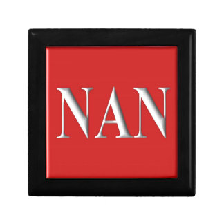 Nan Gift Box