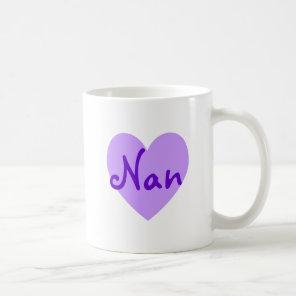 Nan in Purple Coffee Mug