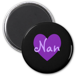 Nan in Purple Magnet