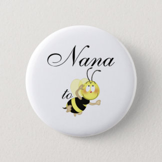 Nana 2 be 6 cm round badge
