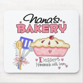 Nana Bakery Gift Mouse Pad
