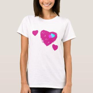 Nana Hearts T-Shirt