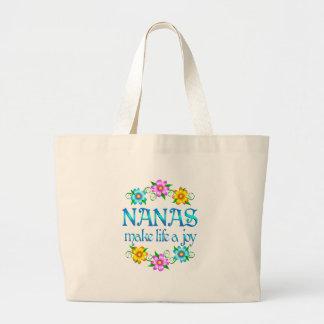 Nana Joy Canvas Bags