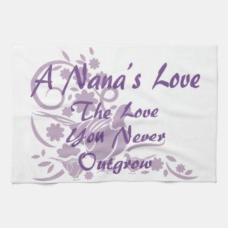 Nana Love Tea Towel