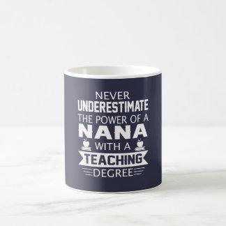 Nana Teacher Coffee Mug